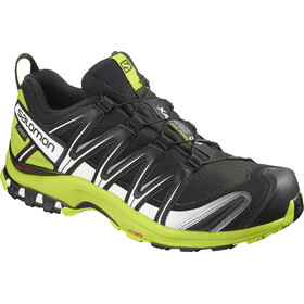 Salomon XA Pro 3D GTX Shoes Herren black/lime green/white